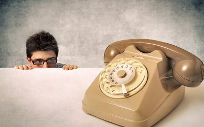 Sales Calls – Why do we HATE picking up that phone???