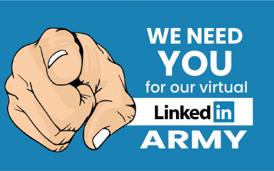 VA's Wanted: We Need an ARMY of Virtual Assistants to Promote Courses and Events on LinkedIn.